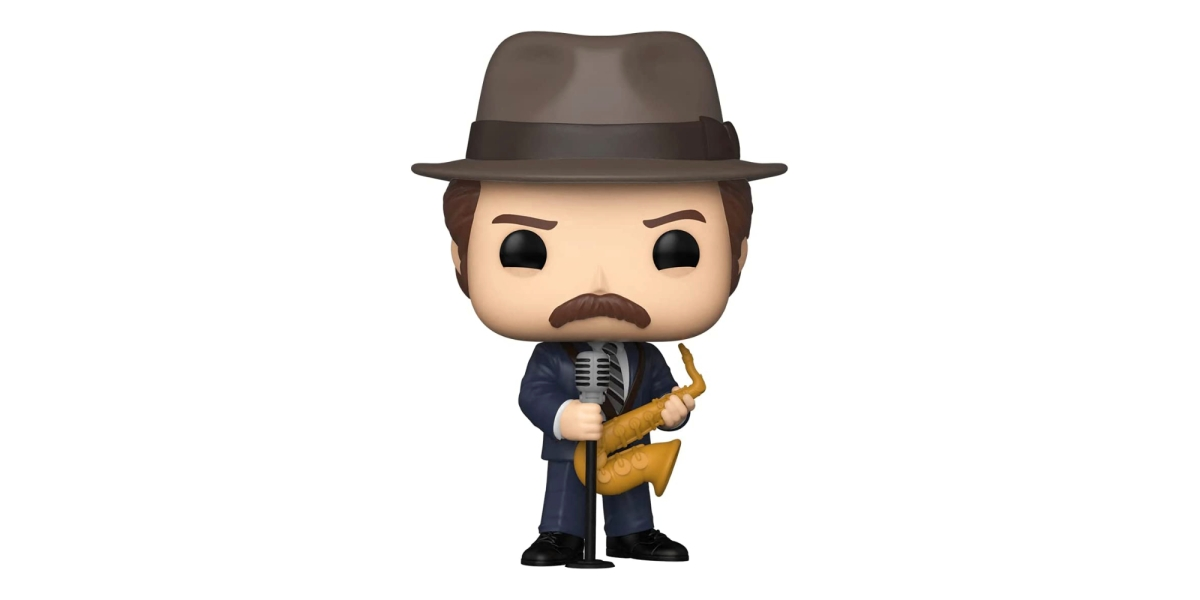 Parks and Recreation Funko POP