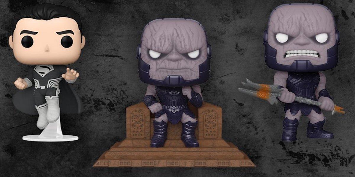 Justice League Zack Snyder Cut Funko POP!