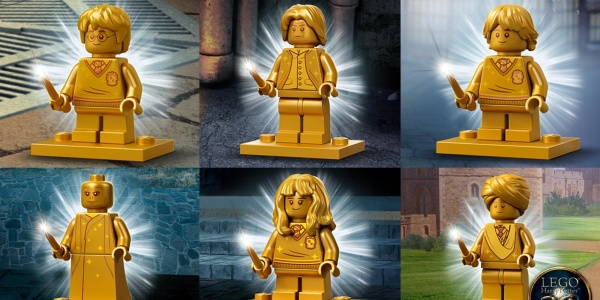 LEGO Golden Harry Potter