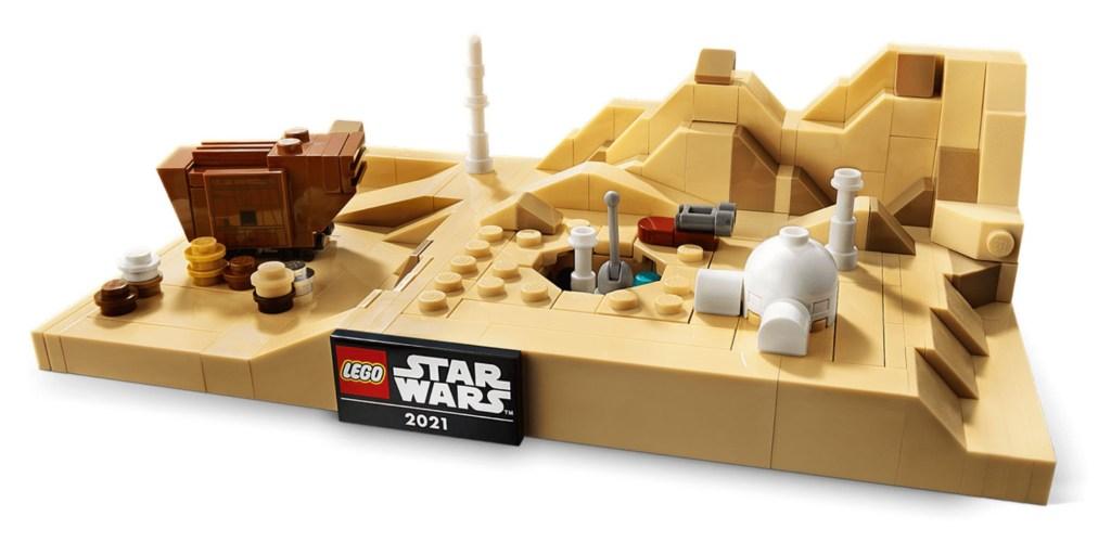 LEGO Tatooine Homestead