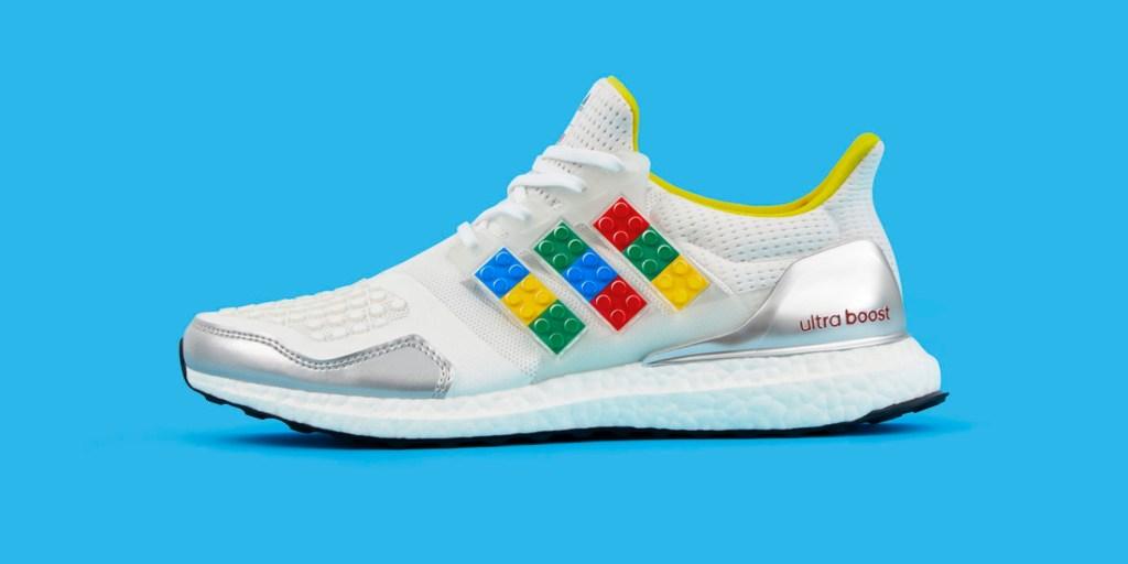 LEGO adidas UltraBoosts