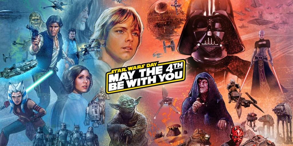 Star Wars Day deals hero