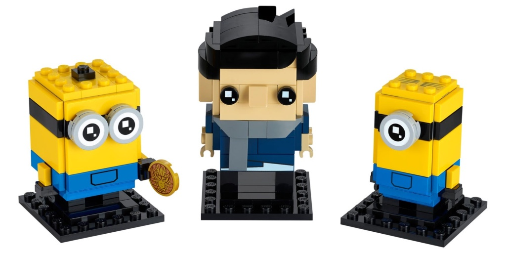 new LEGO sets April