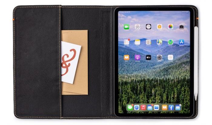 new 2021 Pad & Quill leather iPad Pro cases pre-order