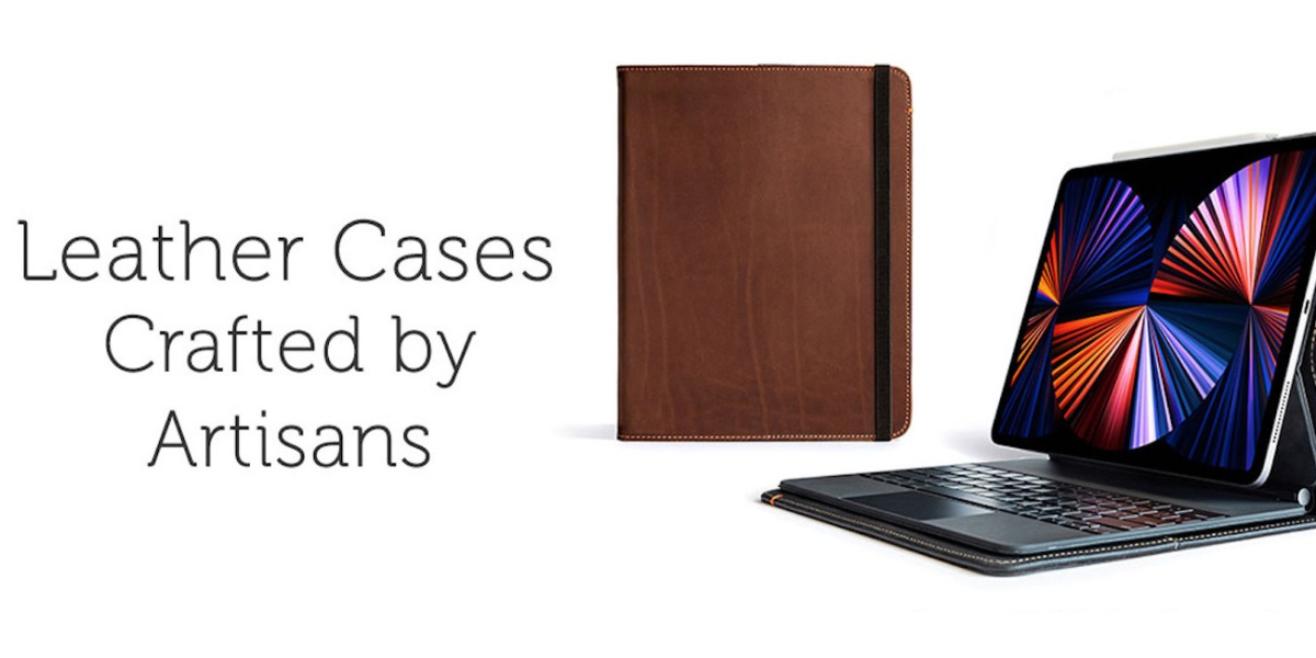 New 2021 Pad & Quill leather iPad Pro cases now up for pre ...