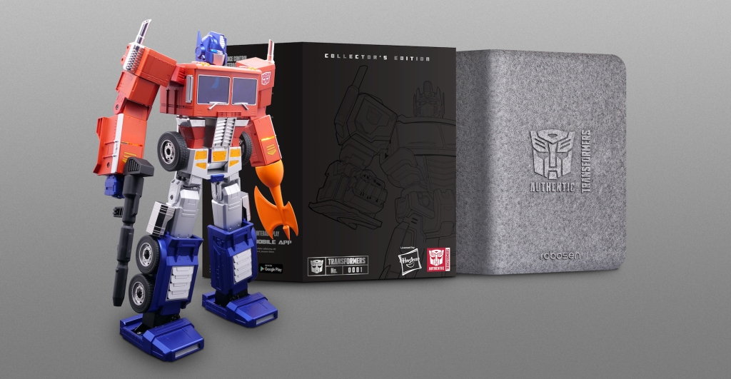 new Transformers collectible now up for pre-order