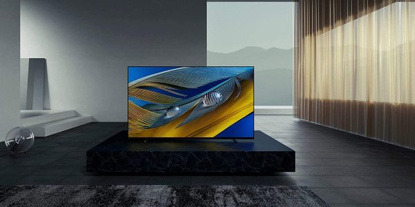 2021 Sony A80J 65-Inch BRAVIA XR OLED 4K Ultra HD Smart Google TV