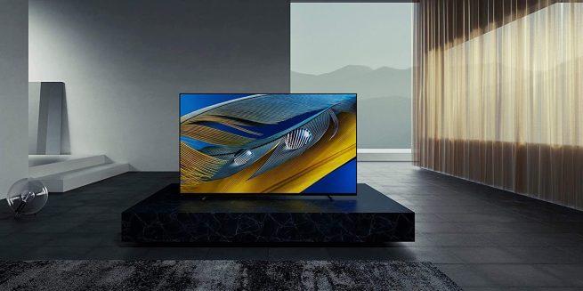 2021 Sony A80J 65-Inch BRAVIA XR OLED 4K Ultra HD Smart Google TV