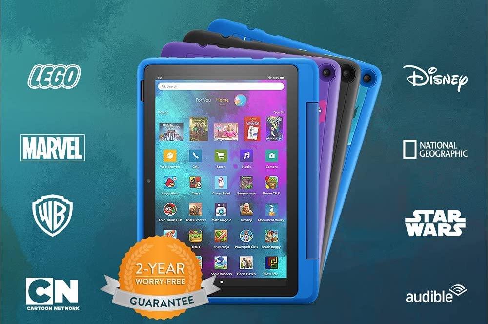 Amazon Fire HD Kids Pro tablet