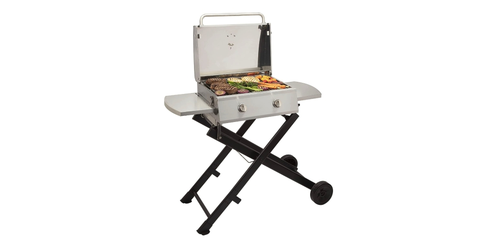 foldable grill