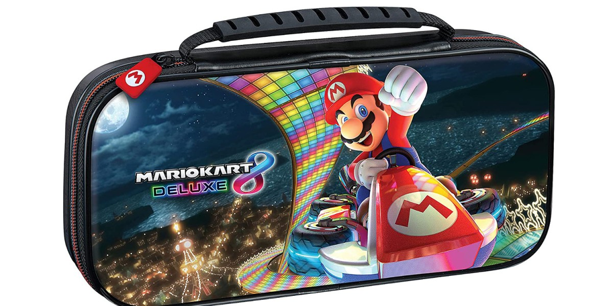 Deluxe Carrying Case RDS Mario Kart