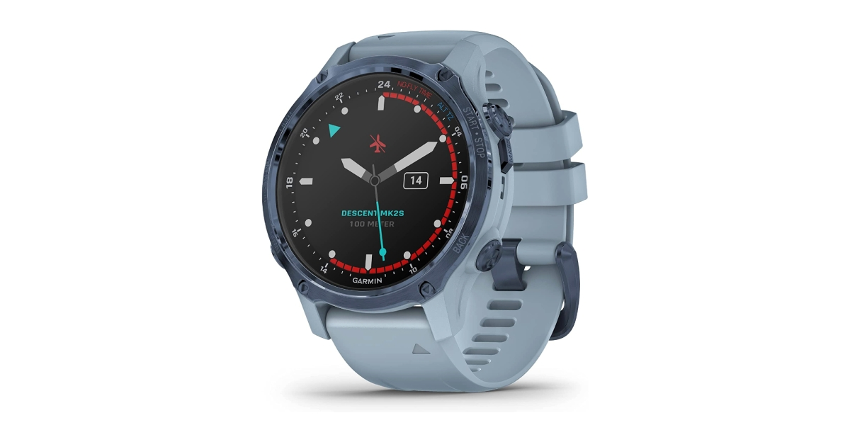 Garmin diving smartwatch