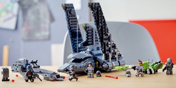 LEGO Bad Batch Shuttle