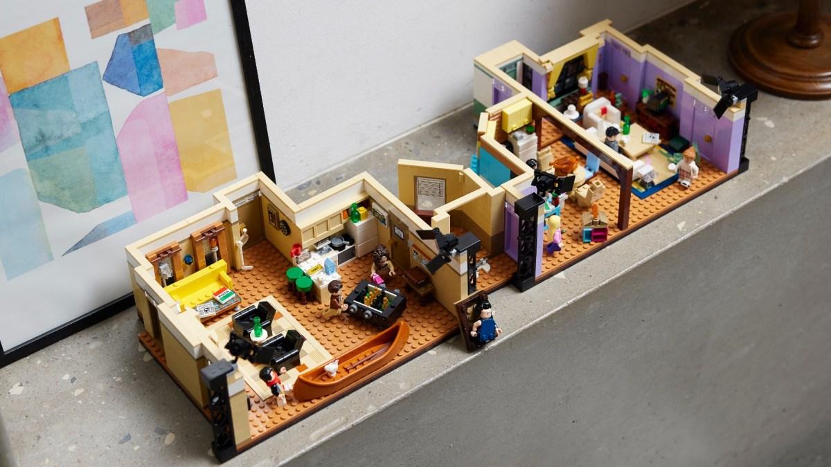 LEGO Friends Apartment