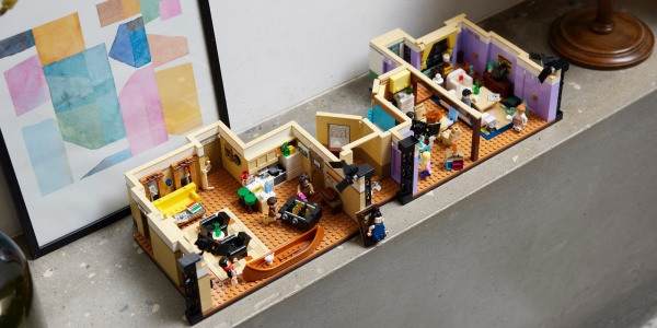 LEGO Friends Apartment