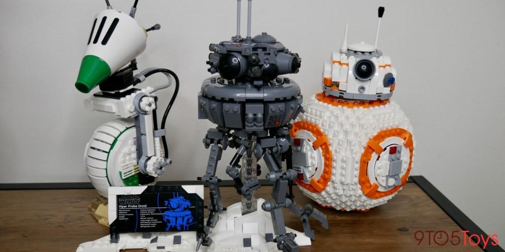 LEGO Probe Droid