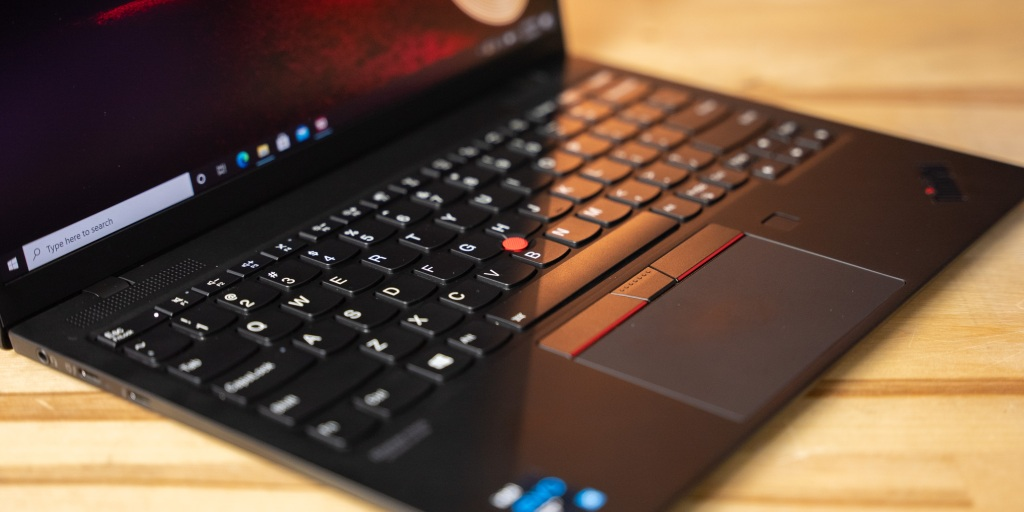 The keyboard, trackpad and track point make the ThinkPad X1 Nano versatile an easy to use.