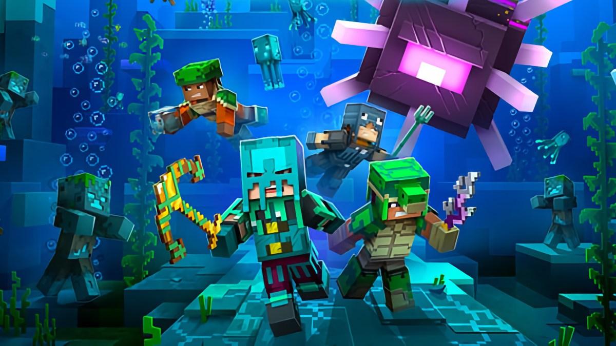Minecraft DLC
