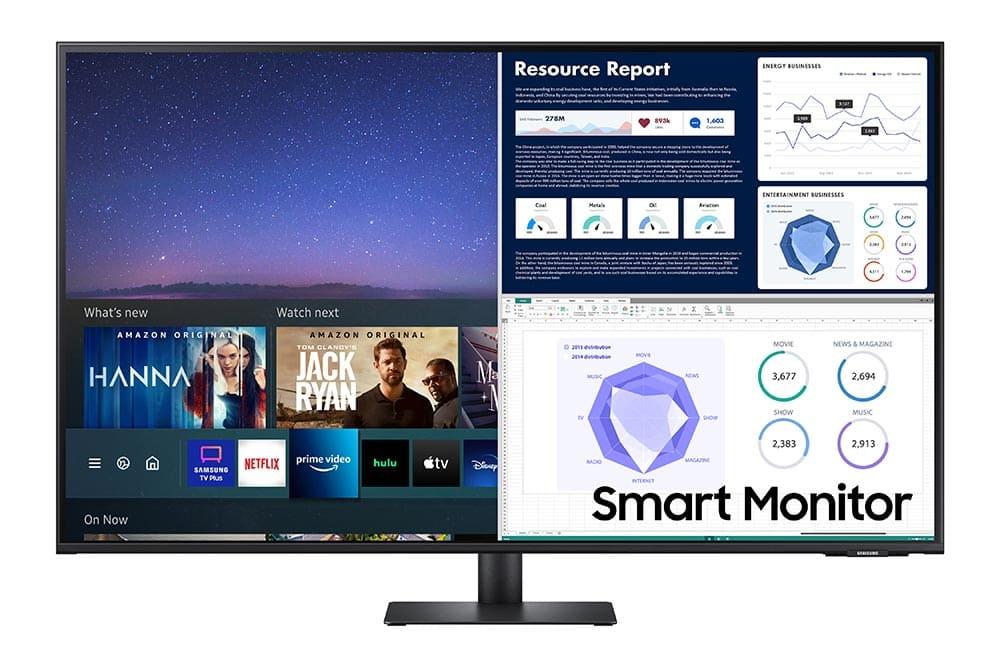 Samsung Smart Monitor flagship