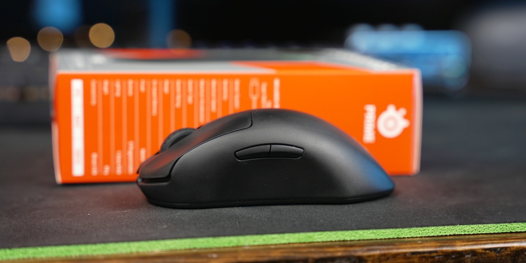 Optical magnetic switches on all of the mice are very clicky and feel great.