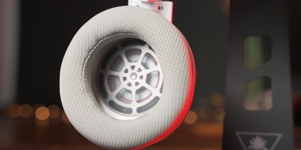 The Recon 500 packs massive 60mm drivers.