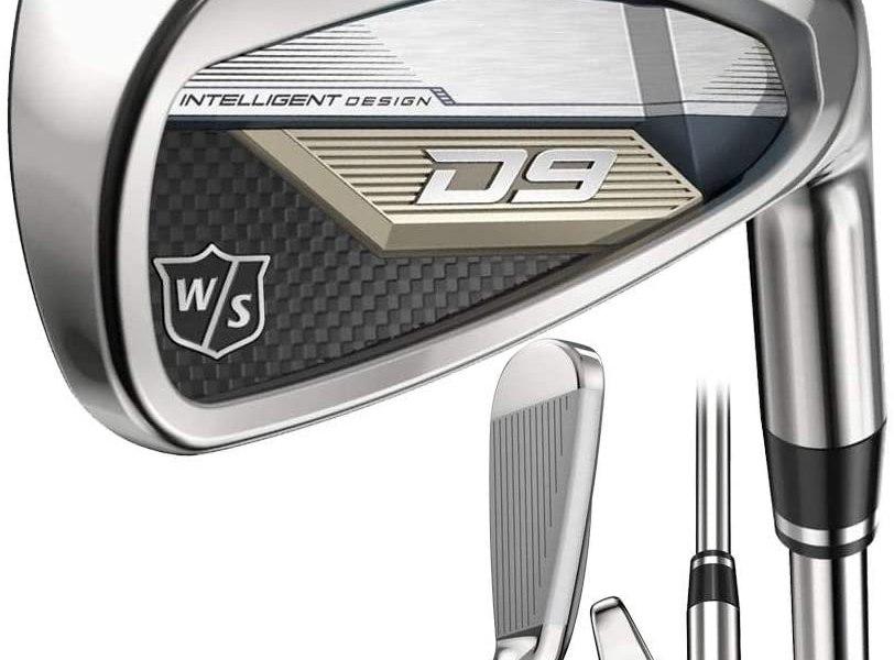 wilson D9 iron set