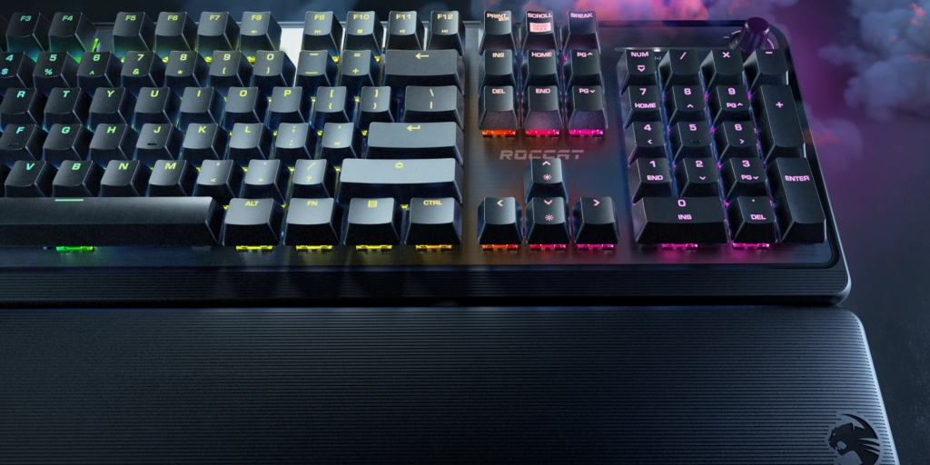 roccat magma pyro gaming keyboard