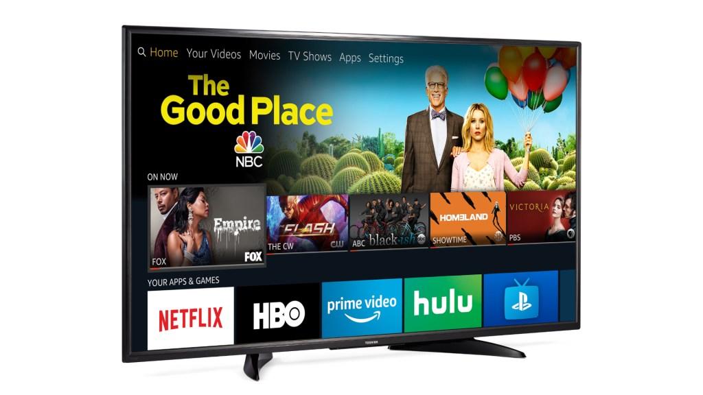 Toshiba Amazon Fire TV Edition