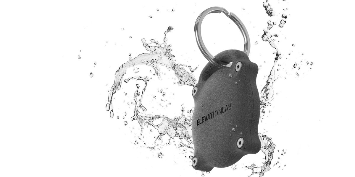 Waterproof AirTag case - Elevation Lab TagVault