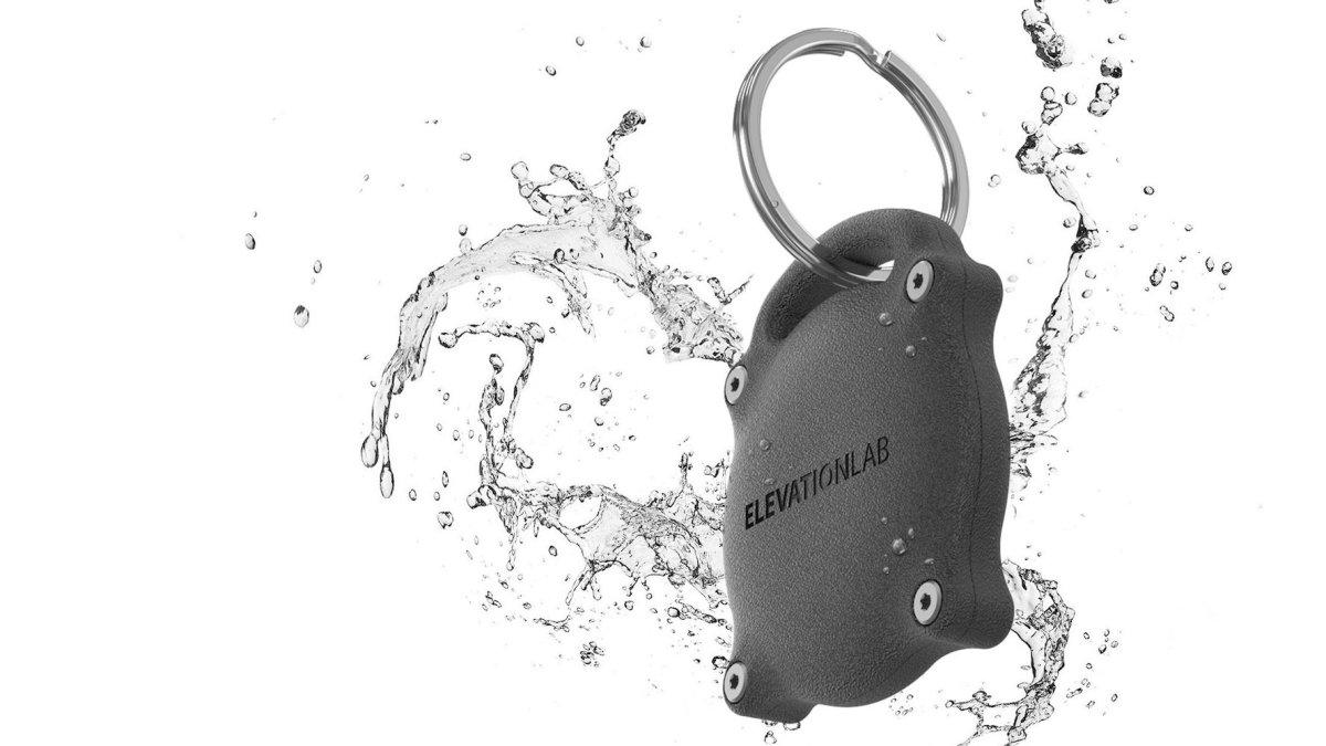 Waterproof AirTag case - Elevation Lab TagVault