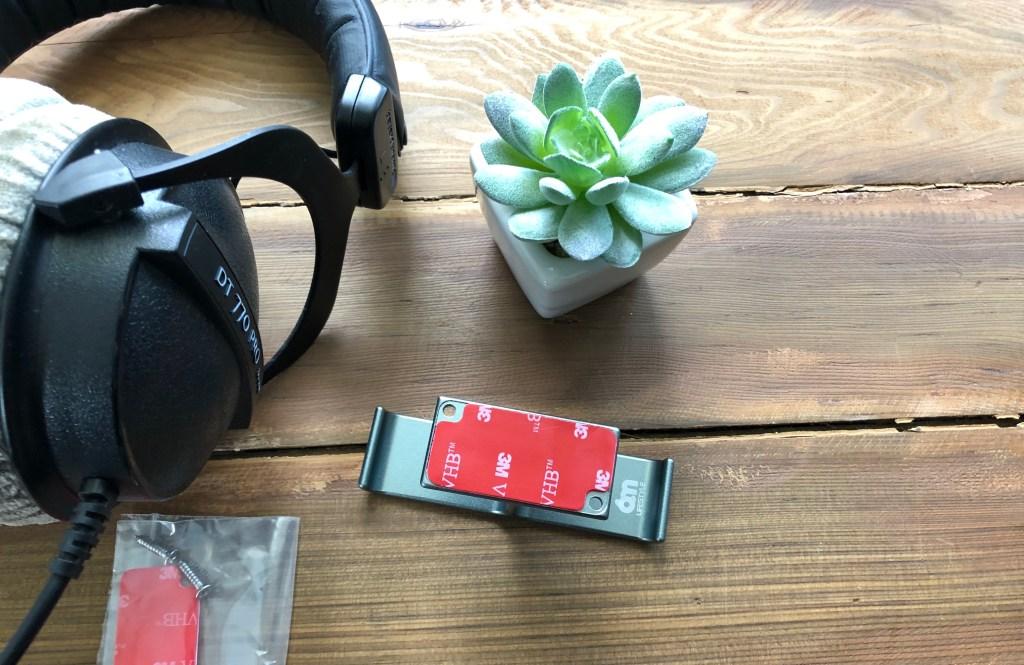 6amLifestyle Headphone Hanger review