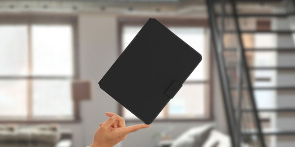 new SureView Incipio iPad case