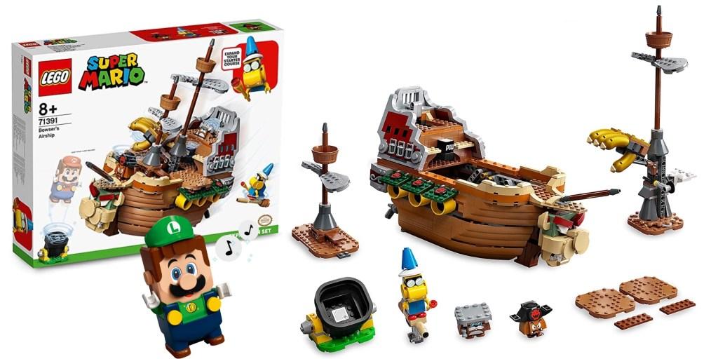 LEGO Bowser's Airship