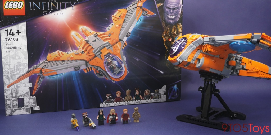 LEGO Marvel giveaway