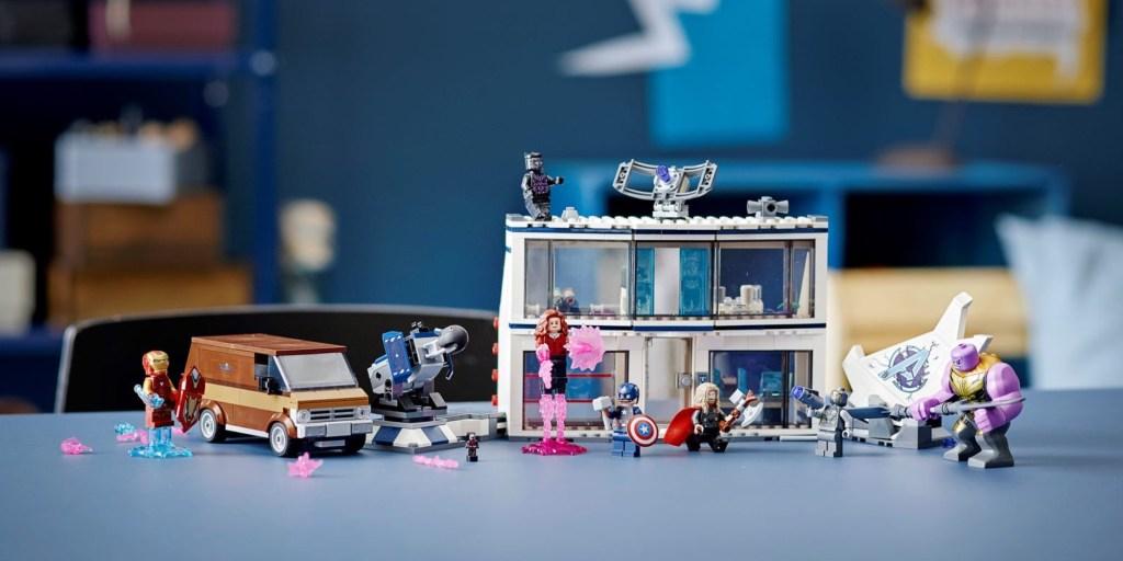 LEGO Infinity Saga sale