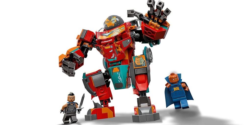 LEGO Sakaarian Iron Man