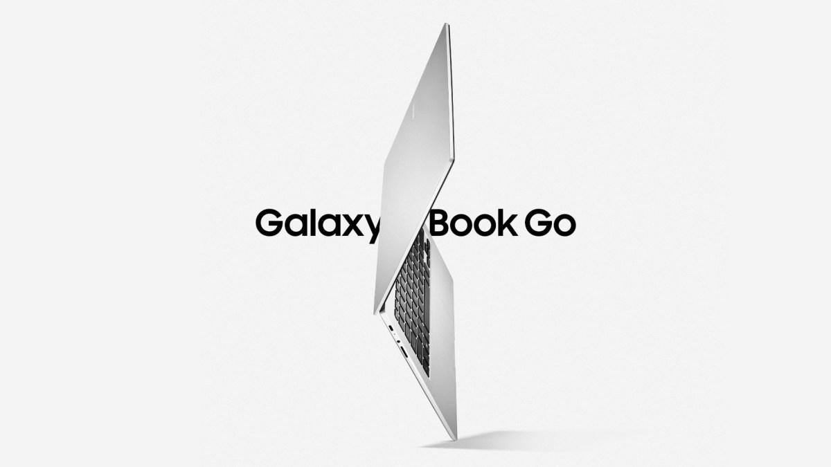 Samsung Galaxy Book Go