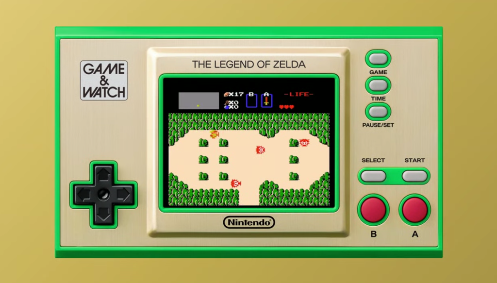 Nintendo E3 2021 Game and Watch