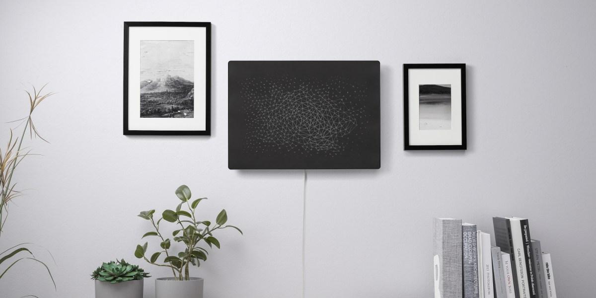 Picture Frame Speaker