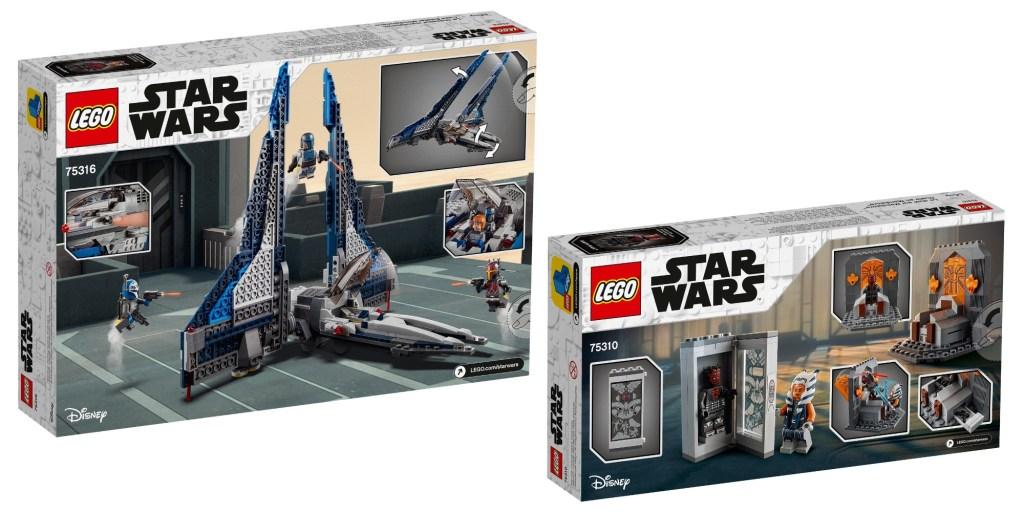 LEGO Clone Wars summer