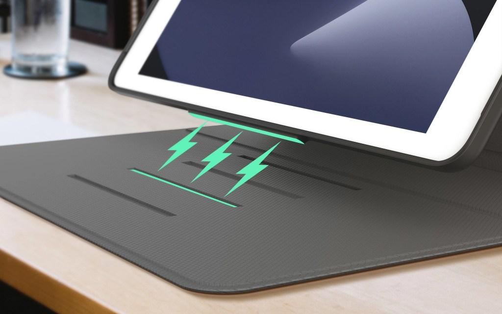 new SureView Incipio iPad case Magnetic View-lock