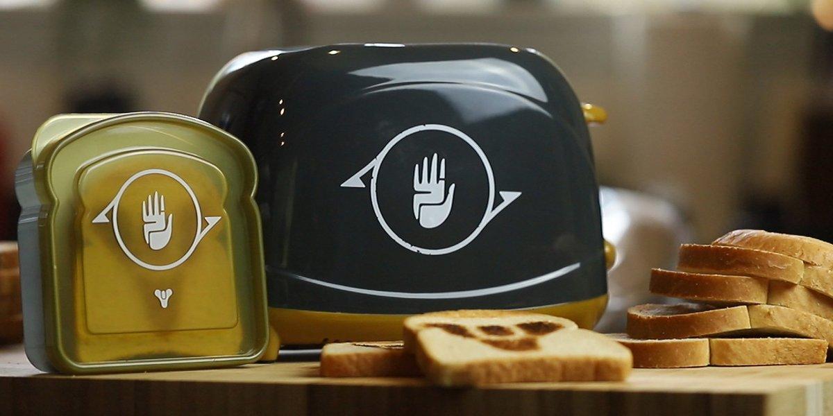 official Destiny Toaster