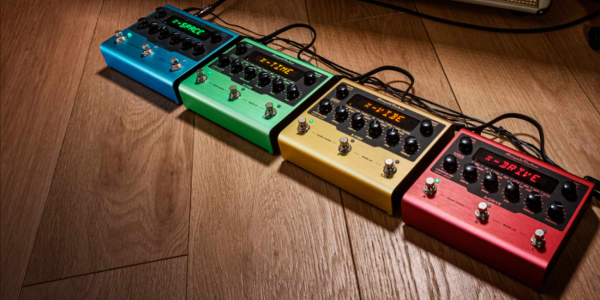 AmpliTubeX-GEARdigital effects pedals
