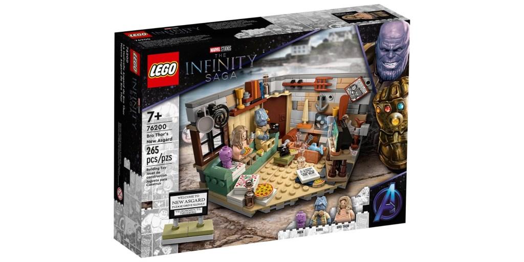 LEGO Thor's New Asgard
