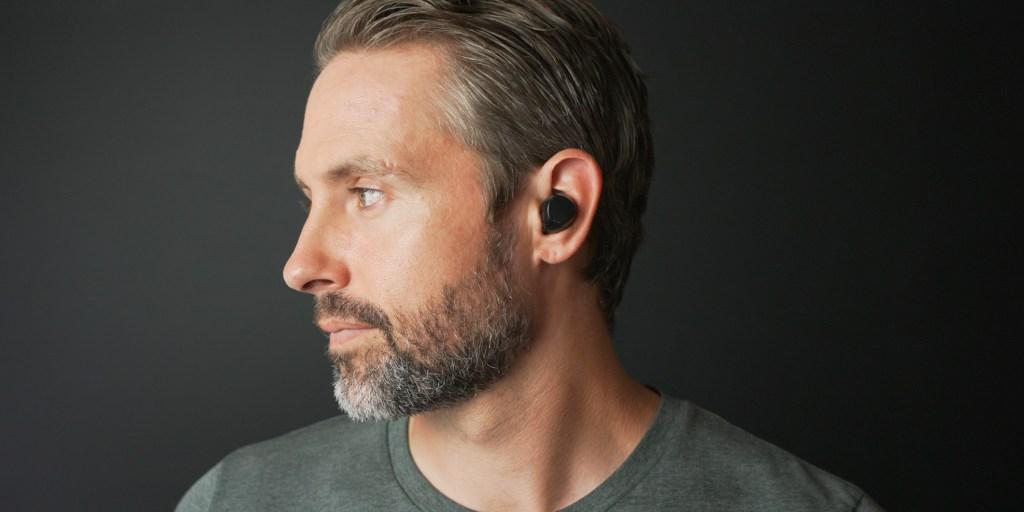 Listening to EarFun Free 2.