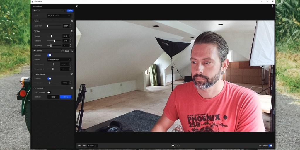 Elgato Camera Hub app