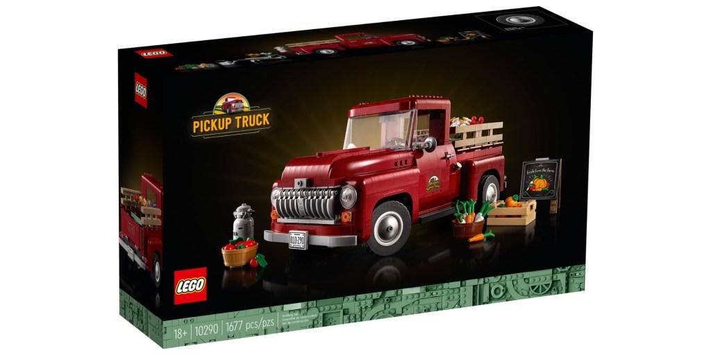 LEGO Pickup Truck
