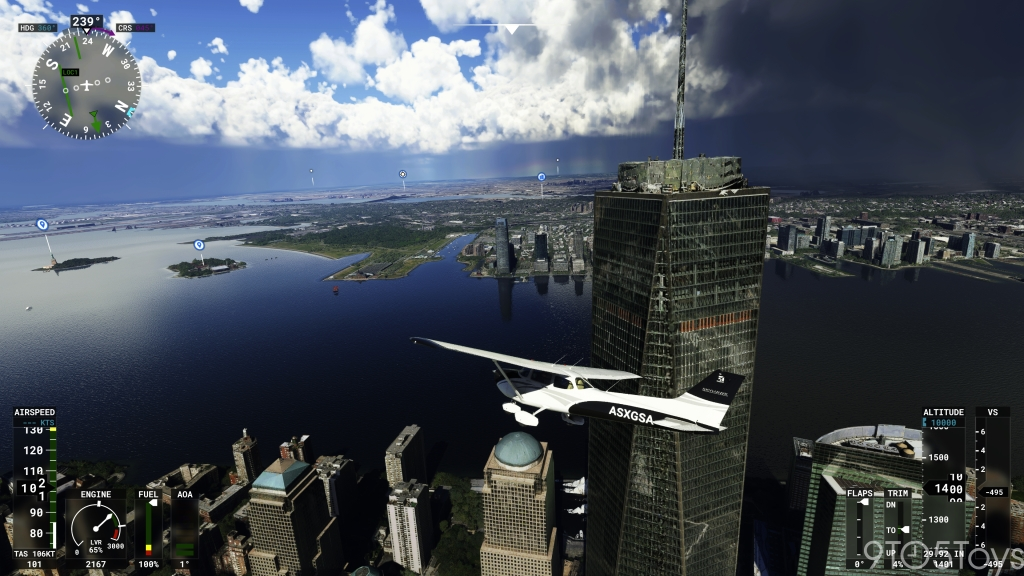 microsoft flight simulator 2020 first impressions