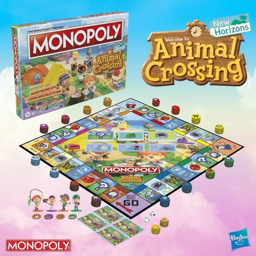 Monopoly Animal Crossing Edition