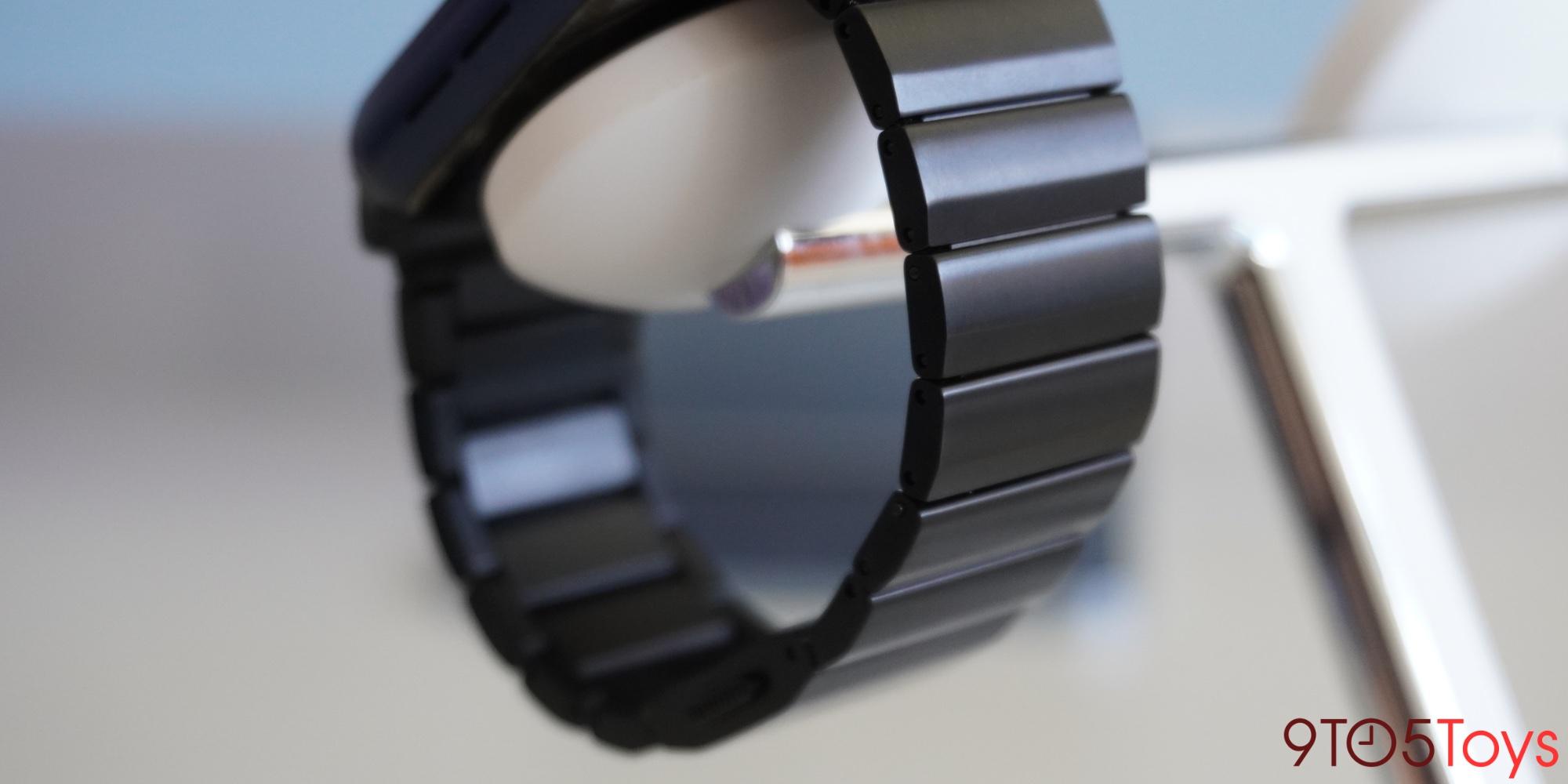 Nomad Titanium Apple Watch
